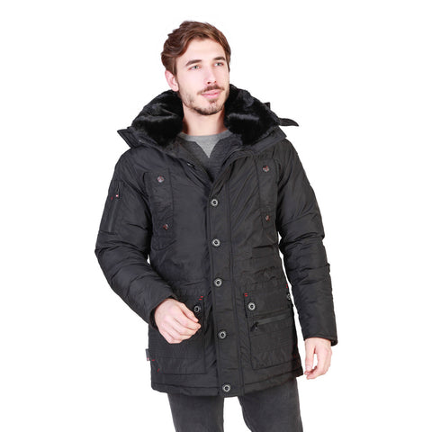 Geographical Norway Calcul black Coat