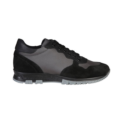 Made in Italia Alessio Nero Trainers - Black