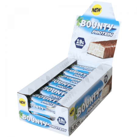 Bounty protein Bars