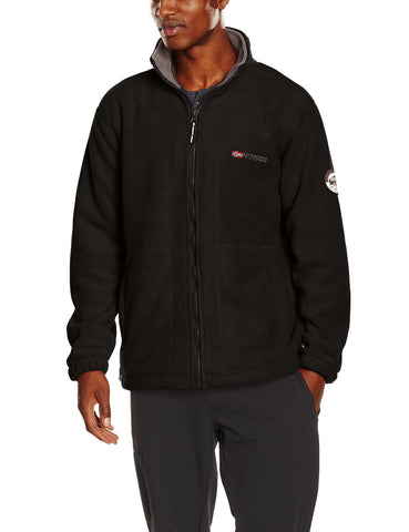 Geographical Norway Men's Korleon Geo Jackets For Men Schwarz