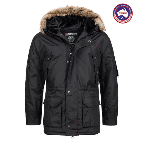 Geographical Norway Winter Jacket Anaconda