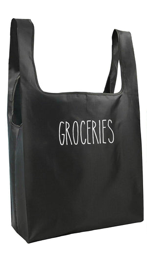 Personalized Reusable Shopping Tote Bags