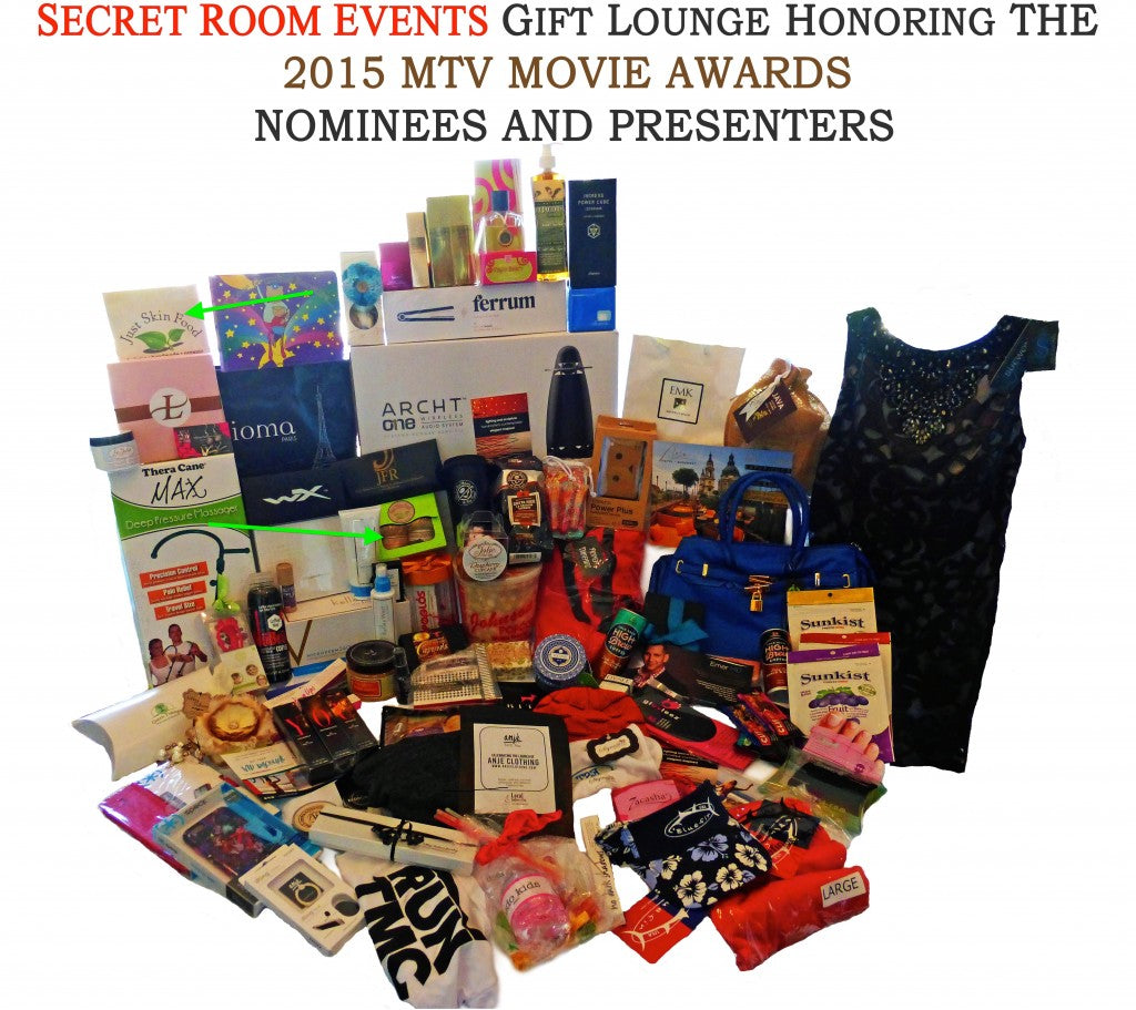 Secret Room Events  MTV movie awards 2015