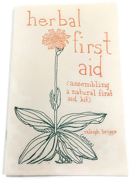 Herbal First Aid Booklet