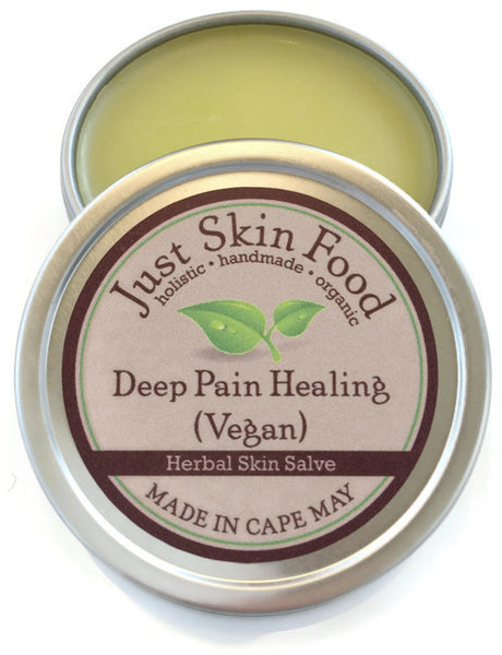 Deep Pain Healing Salve (vegan)
