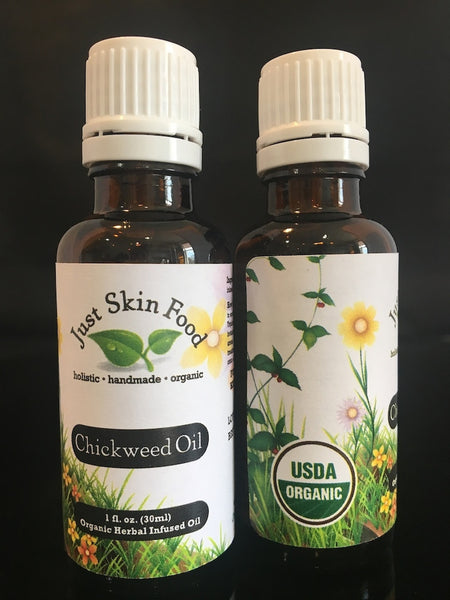 OG Chickweed Oil