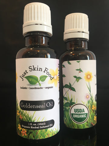 OG Goldenseal Oil