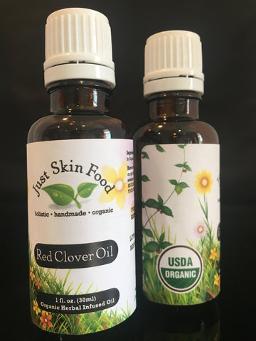 OG Red Clover Oil