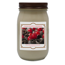 CHOCOLATE CHERRIES 🍒  16 oz Candle