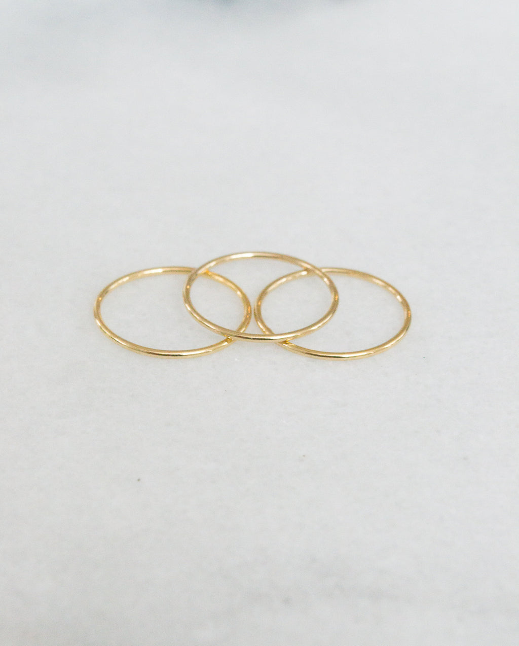 Simple Stacking Ring