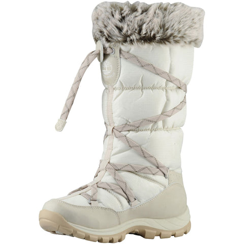 Timberland Women's Chillberg Over The Chill Waterproof Boots Winter White 2161R