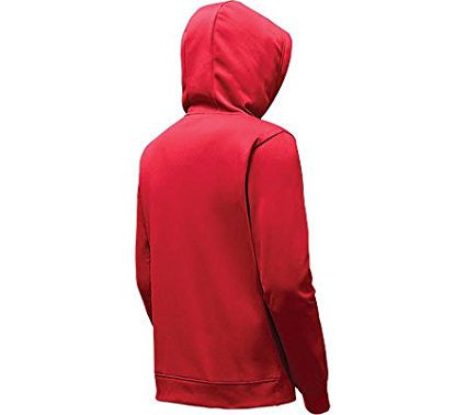 The North Face Surgent Half Dome Hoodie Men's TNF Red/Asphalt Grey A2TGQ65J