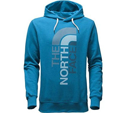 The North Face Men's Trivert Pullover Hoodie Banff Blue CH2NMWC