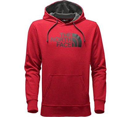 The North Face Half Dome Hoodie Men's TNF Red/Asphalt Grey CH2P65J