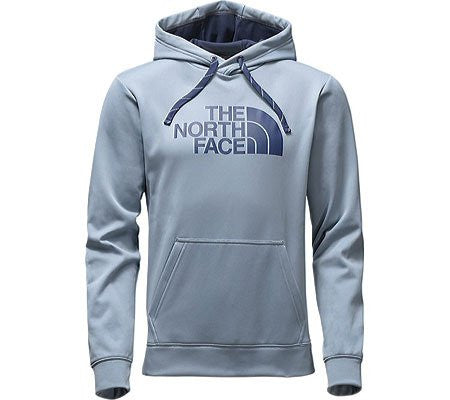 The North Face Men's Surgent Half Dome Hoodie Worn Blue/Cosmic Blue S A2TGQLYA