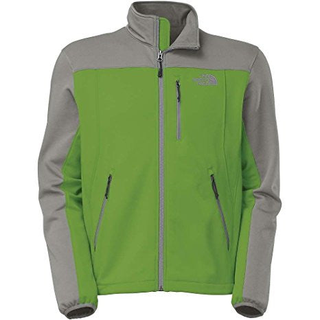 The North Face Men's Momentum Jacket Adder Green/Sedona Sage Grey XL C766W0D