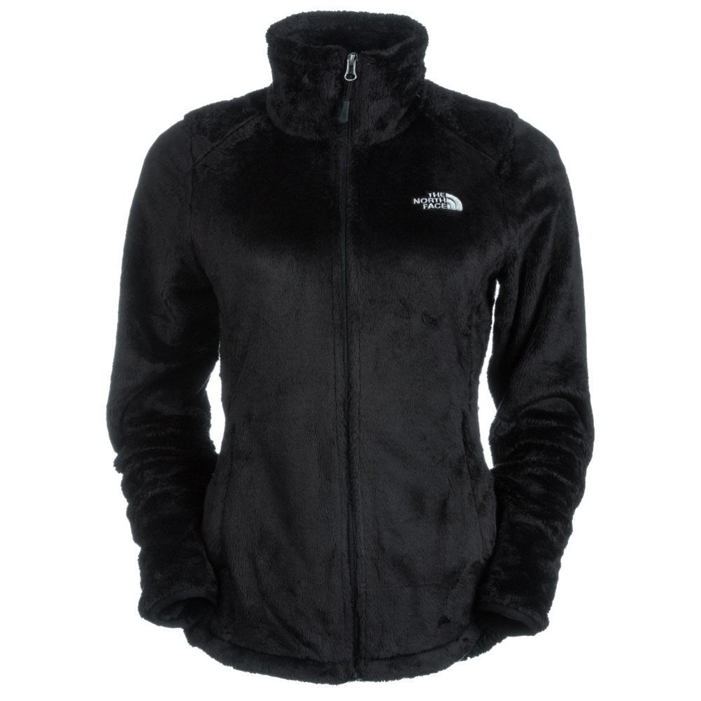 The North Face Women's Osito 2 Classic Plush Fleece Jacket Black C782JK3