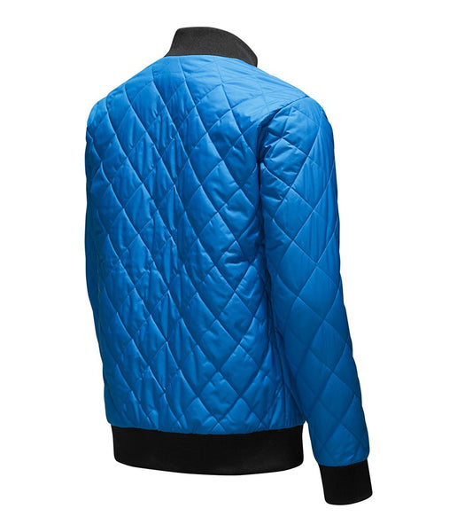 The North Face Men's Jester Jacket Bomber Blue A2TK8F89
