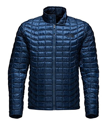 The North Face Men's Thermoball Full Zip Jacket Shady Blue M C762TLX