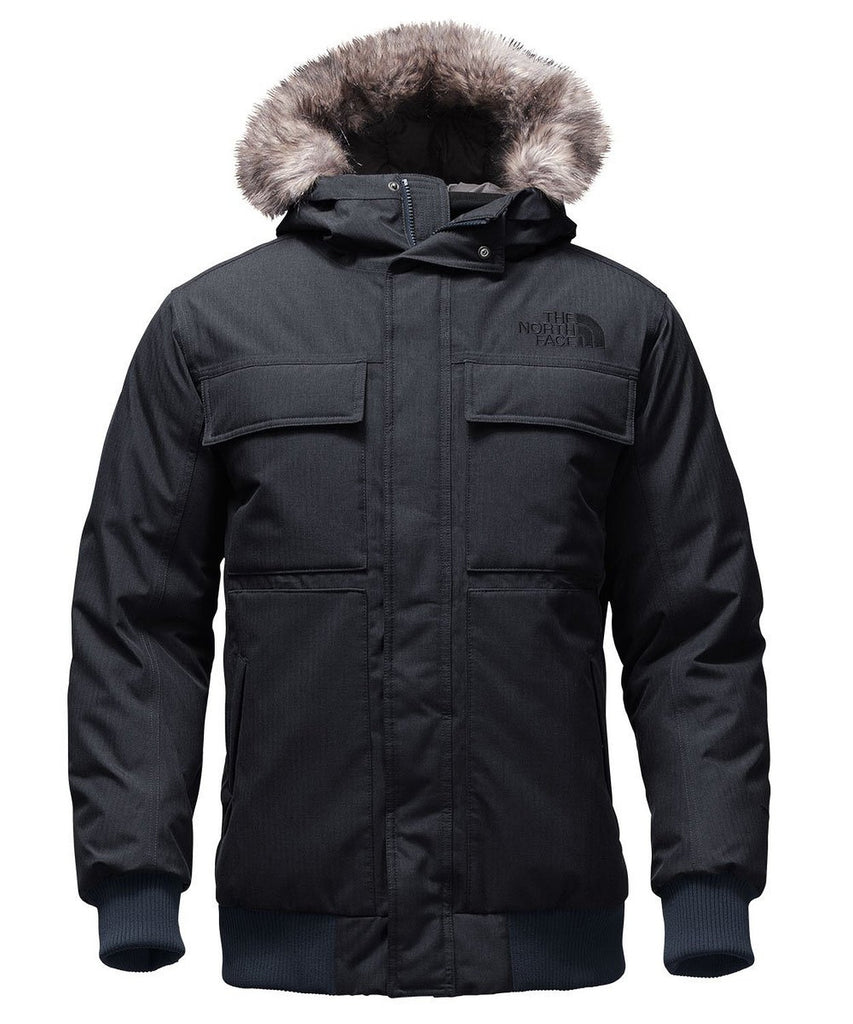 The North Face Men's Gotham Jacket II Urban Navy Heather CYK7AVM