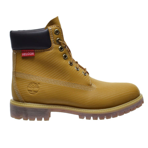 Timberland Men's 6-Inch Premium Helcor Carbon Boots Wheat TB06607A
