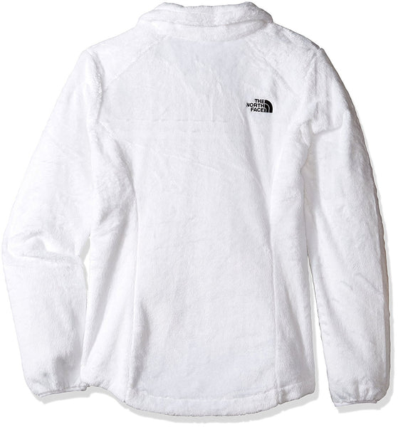 The North Face Women's Osito 2 Jacket White/Black C782LA9