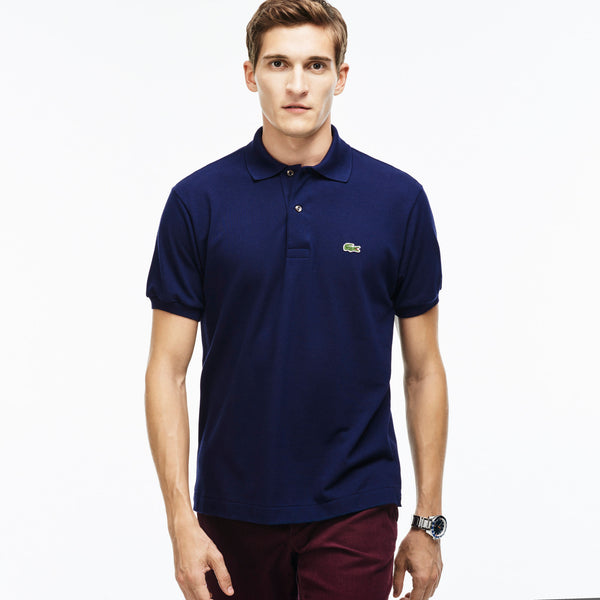 Lacoste Men's Classic Pique Polo Shirt L.12.12