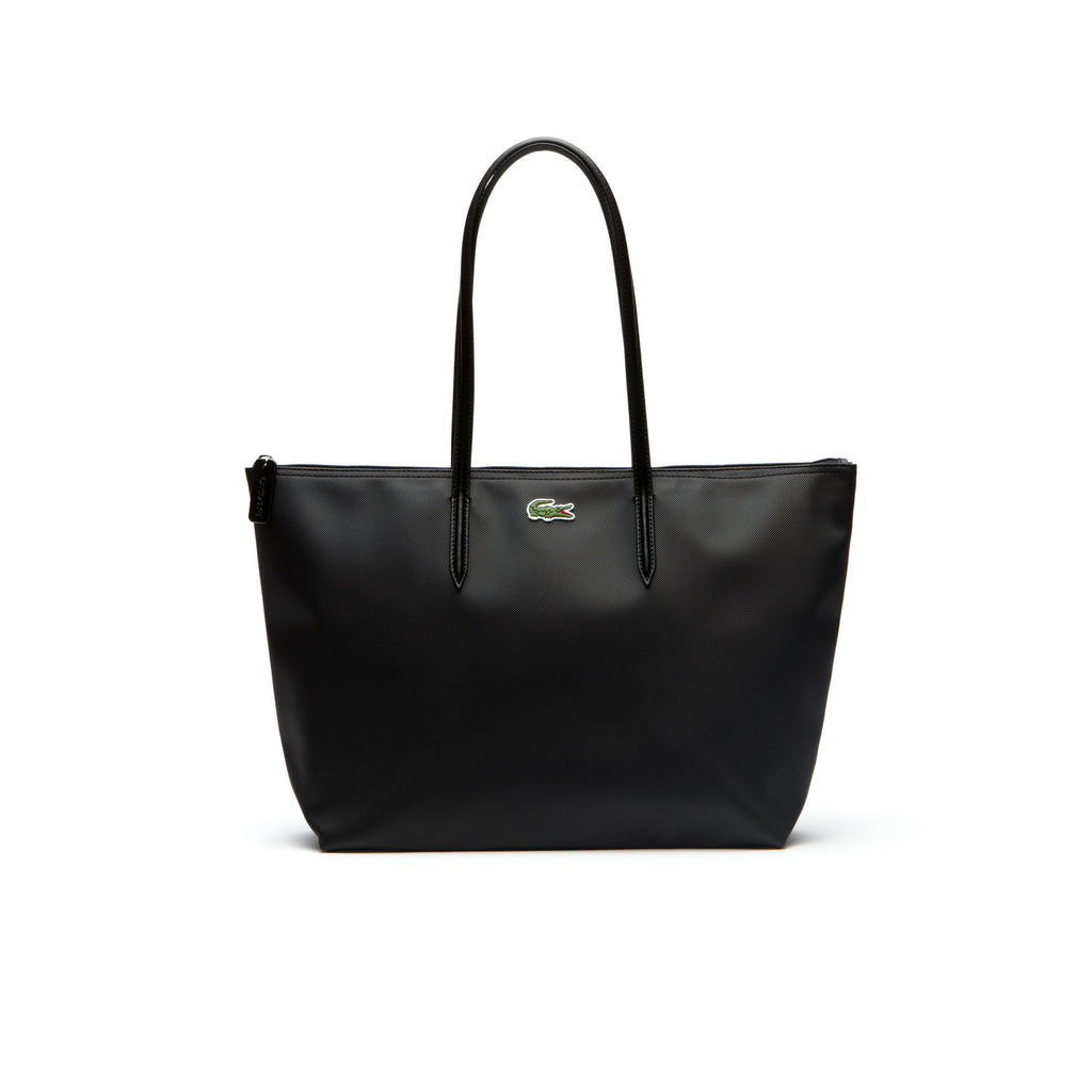 Lacoste Women's L.12.12 Concept Large Zip Tote Bag NF1344