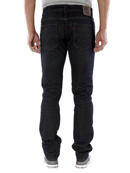Levi's Men's 511 Slim Fit Jeans, Clean Dark