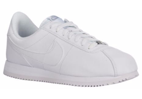 Nike Men's Cortez Basic White/White 819719 110