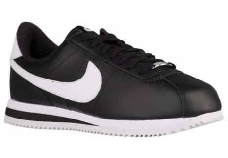 Nike Men's Cortez Basic Black/White 819719 012