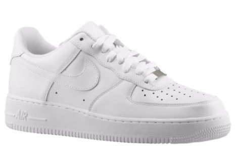 Nike Men's Air Force 1 07 Low White/White 315122 111