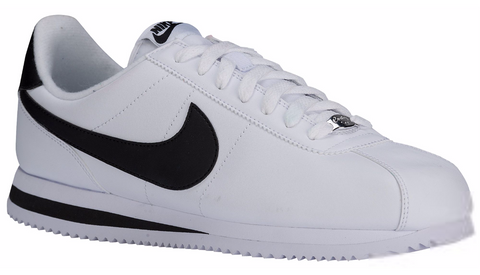 Nike Men's Cortez Basic White/Black 819719 100