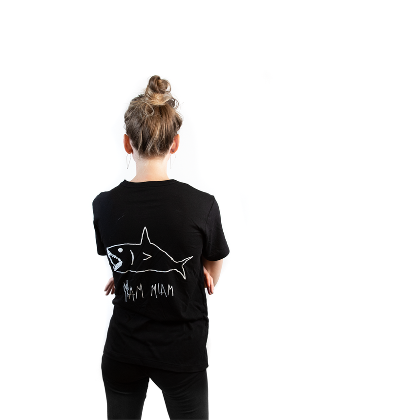 t-shirt Requin unisexe