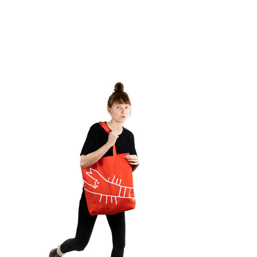 Giant lobster bag