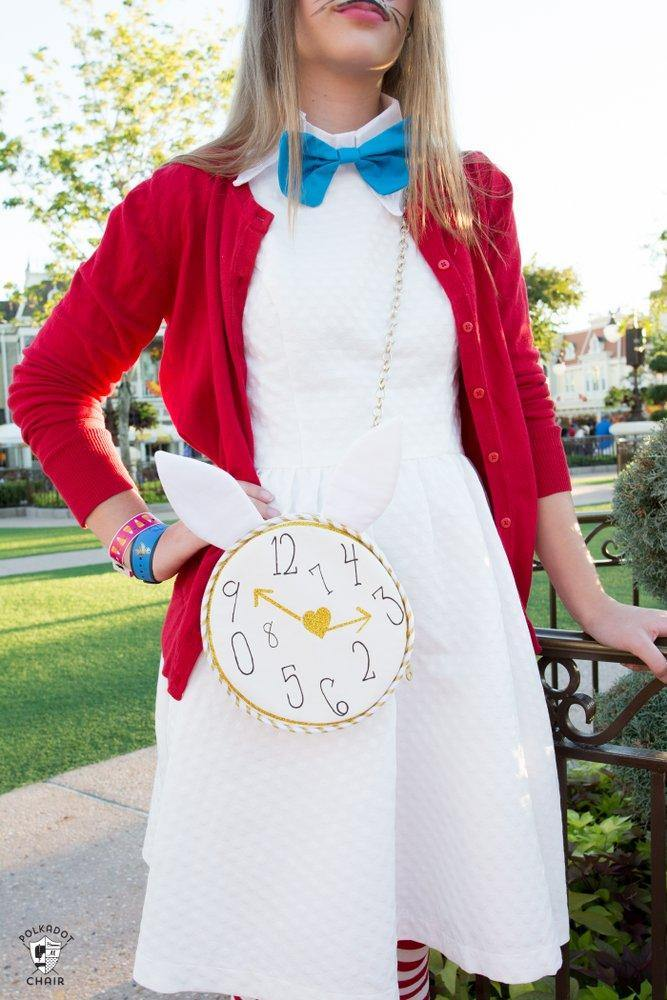 Alice Bag, A Circle Handbag Sewing Pattern | Digital PDF Pattern