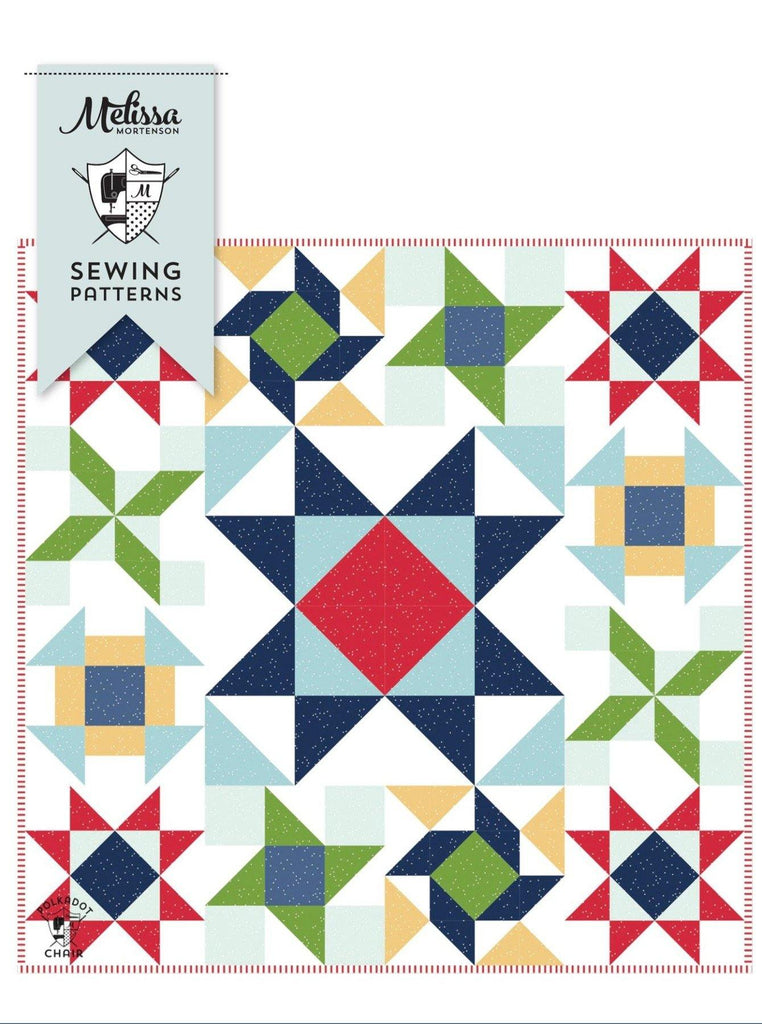 Just for Fun Quilt | Digital PDF Quilt Pattern