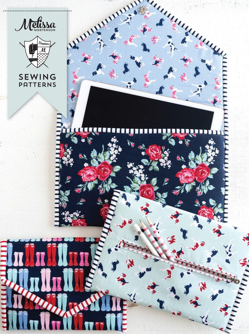 Busy Day Tablet Case | Digital PDF Pattern