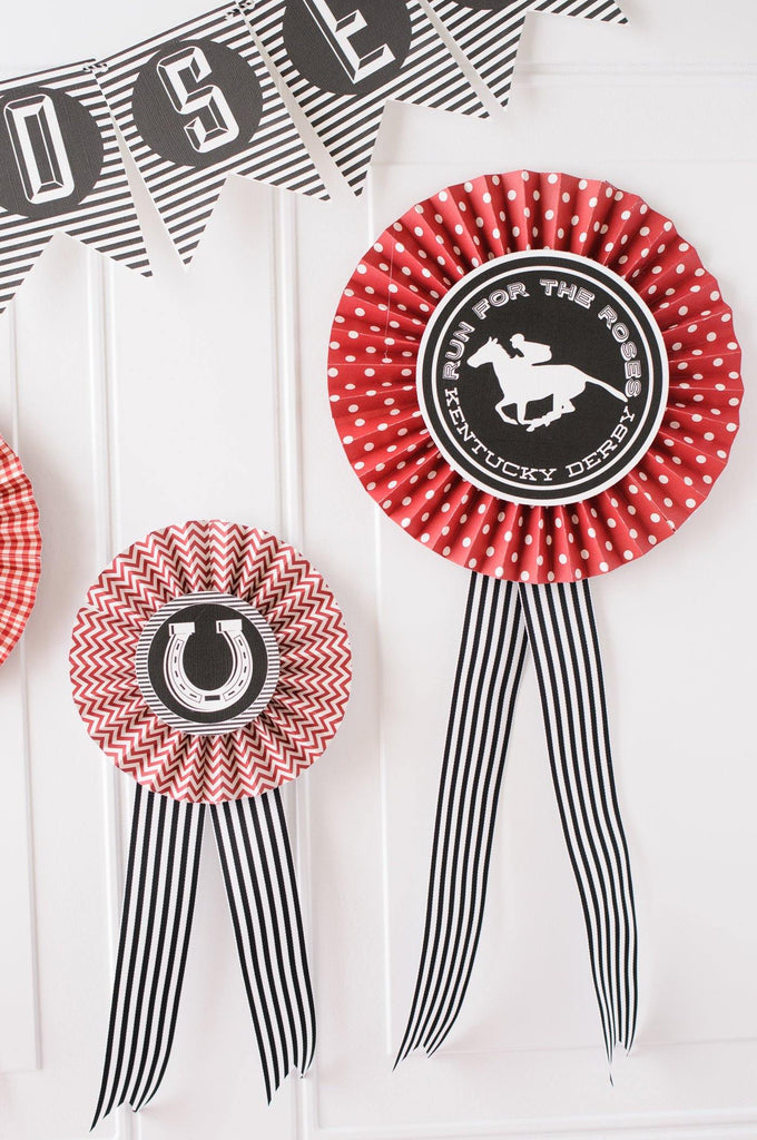 Derby Party Printables | Digital PDF Product