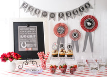Derby Party Printables - Digital PDF Product