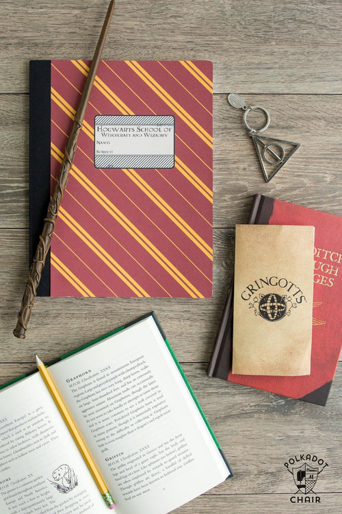 Printable Notebook Covers | Digital Product