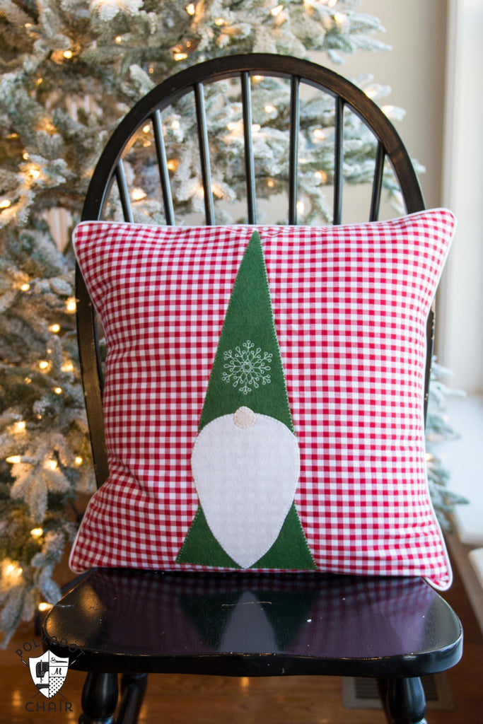 Christmas Pillow Tutorial Pattern Bundle | Digital PDF Pattern