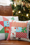 Christmas Pillows Pattern Bundle | Digital PDF Pattern