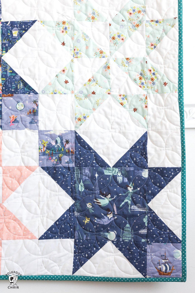 Star Bright Quilt Pattern | Digital PDF Pattern