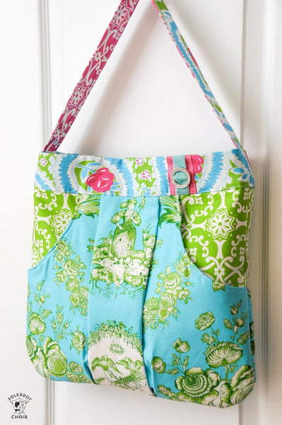 March Bag Sewing Pattern | Printed Pattern