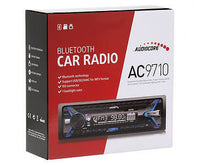 Autoradio Bluetooth Panel Multikleur MP3/WMA/USB/RDS/SD ISO