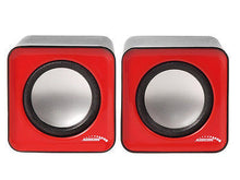 Audiocore AC870B Computer Speakers 6W USB Stereo USB Powered