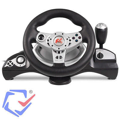 NanoRS RS600 Racing Wheel