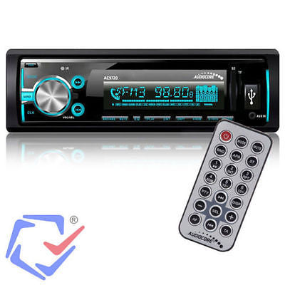 Radio Audiocore AC9720 B MP3/WMA/USB/RDS/SD ISO Bluetooth Multicolor, Technologie APT-X