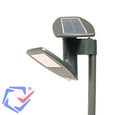 Free Standing Lamp With Motion Sensor